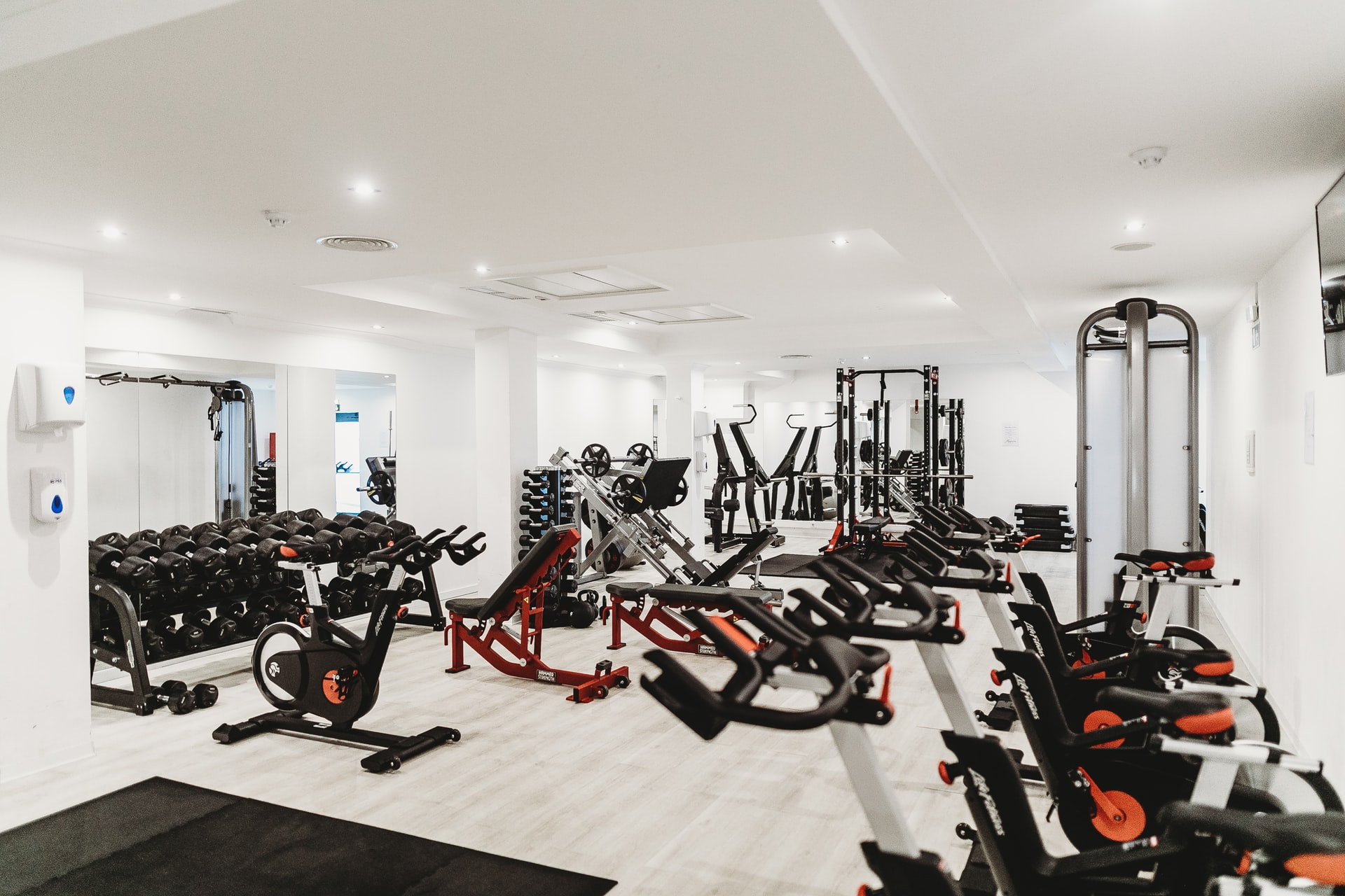 Building a Serverless Fitness Shop - Tools and Tech
